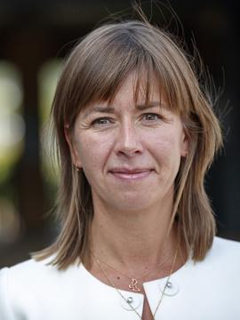Administrerende Direktør i IKT-Norge, Heidi Arnesen Austlid.