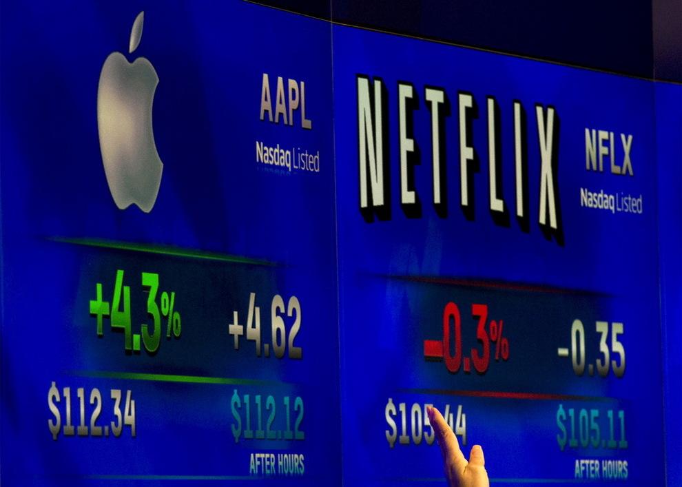 <p><b>NASDAQ:</b> Flere av verdens ledende tech-selskaper er notert på Nasdaq-indeksen i New York.</p>