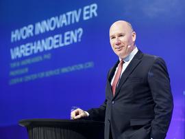 <p><b>FORDEL:</b> Professor ved NHH Tor W. Andreassen mener Komplett må bruke fordelen av å være norsk og underlagt gode forbrukerrettigheter, noe som burde gi en økt trygghet til norske nettkunder.</p>