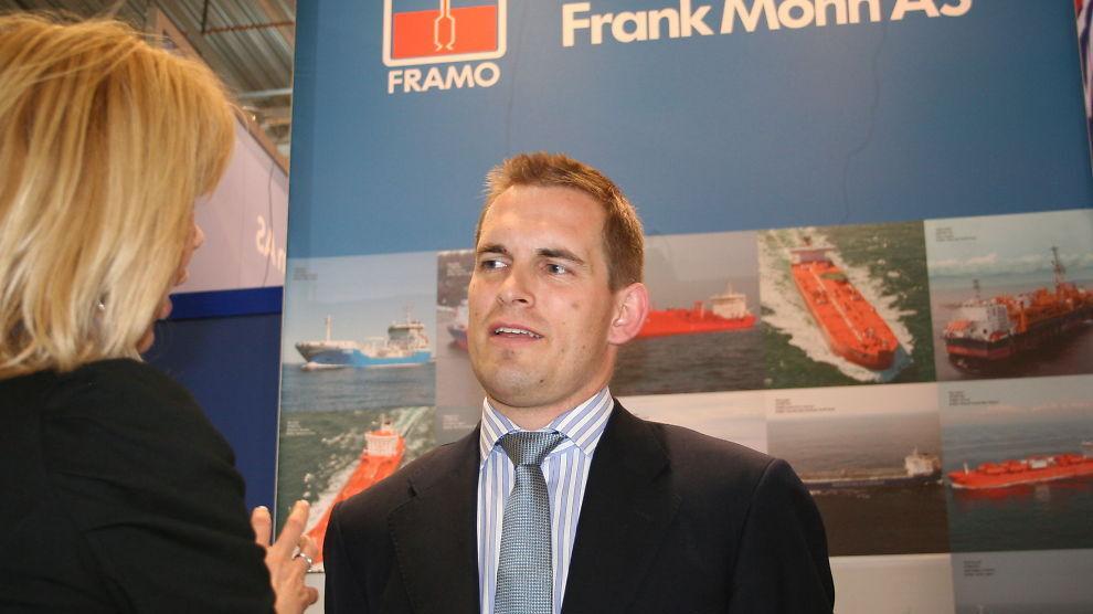 <p><b>RIGGEIER:</b> Fredrerik Wilhelm Mohn vil med Songa-salget bli den største aksjonæren i Transocean.</p>