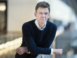 Petter-Børre Furberg, administrerende direktør i Telenor Norge