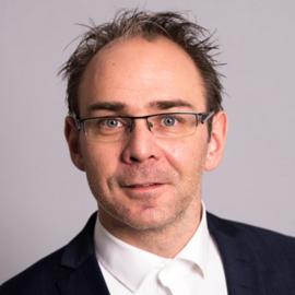 <p>Helge Thorbjørnsen ved Norges Handelshøyskole.</p>