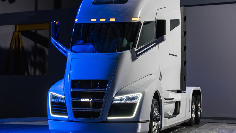 <p><b>STORBESTILLING:</b> Anheuser-Busch bestiller 800 lastebiler fra Nikola.</p>