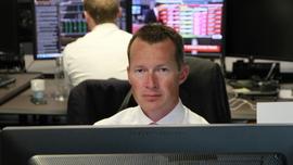 <p>Direktør i Nordea Markets Thorodd Bakken</p>
