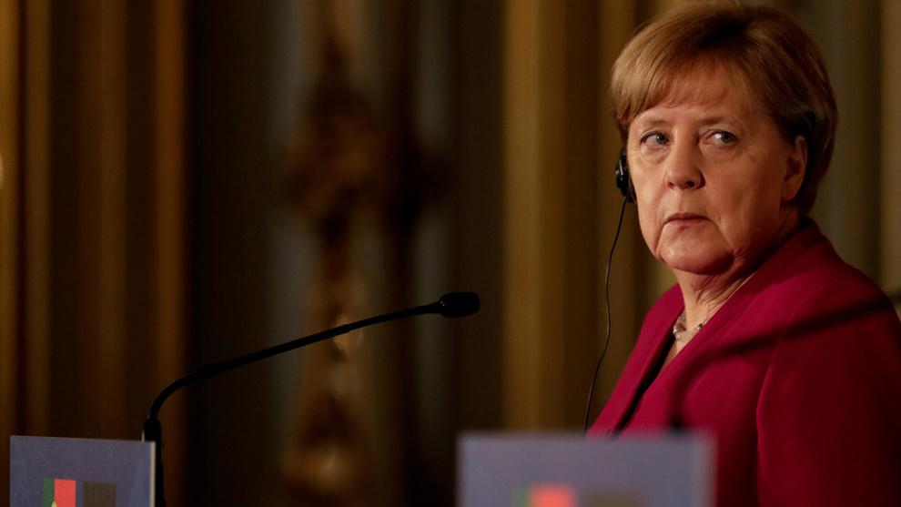 <p>Forbundskansler Angela Merkel. Arkivbilde.</p>