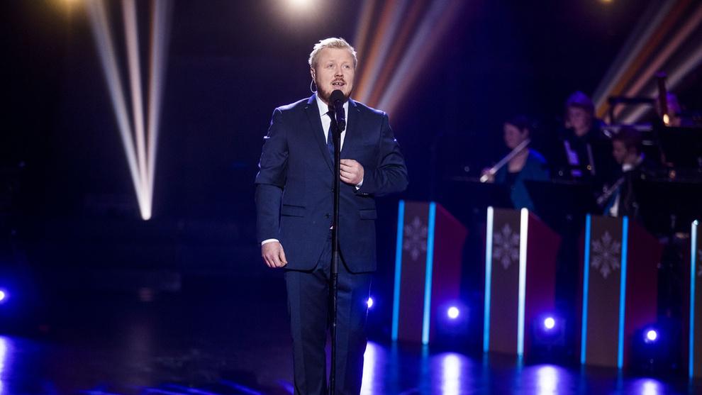 JULEARTIST: Kurt Nilsen er en av Norges mest spilte artister i desember.