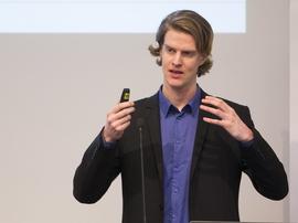 <p><b>FORTSATT STIGNING:</b> Analytiker i Menon Economics og ekspert på blokkjede-teknologi, Torbjørn Bull Jenssen mener bitcoin vil fortsette å stige i verdi i tiden fremover.</p>