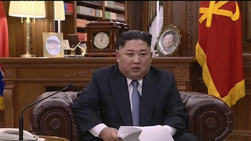 <p>Kim Jong-un tilbyr i sin nyttårstale nye samtaler med president Donald Trump.</p>