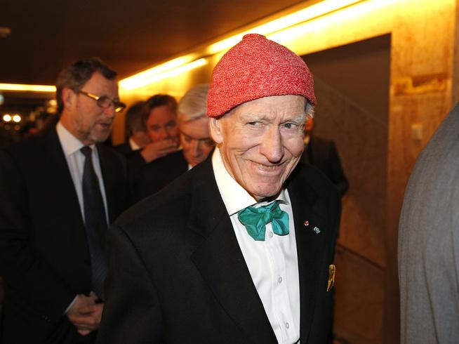 <p><b>FREMDELES RIK</b>: 93 år gamle Olav Thon har vært utleiekonge i flere tiår. I 2013 overførte han verdiene til sin egen stiftelse.</p>