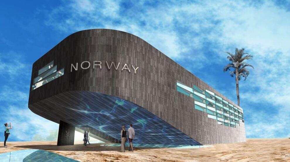 <p><b>REISER PAVILJONG:</b> Vinneren av anbudskonkurransen for å bygge den norske paviljongen er et samarbeid mellom Rintala Eggertsson Architects, Expomobilia og Five Currents.</p>
