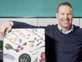 <p><b>MATKASSESJEF:</b> Kjetil Graver er administrerende direktør i Brandhub som morselskapet til Godtlevert, Adams Matkasse og det nye konseptet Lunsjlevert.</p>