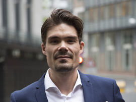 Mads Johanessen, investeringsøkonom i Nordnet.