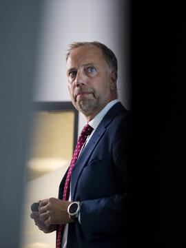 Eiendom Norge-direktør Christian Vammervold Dreyer.