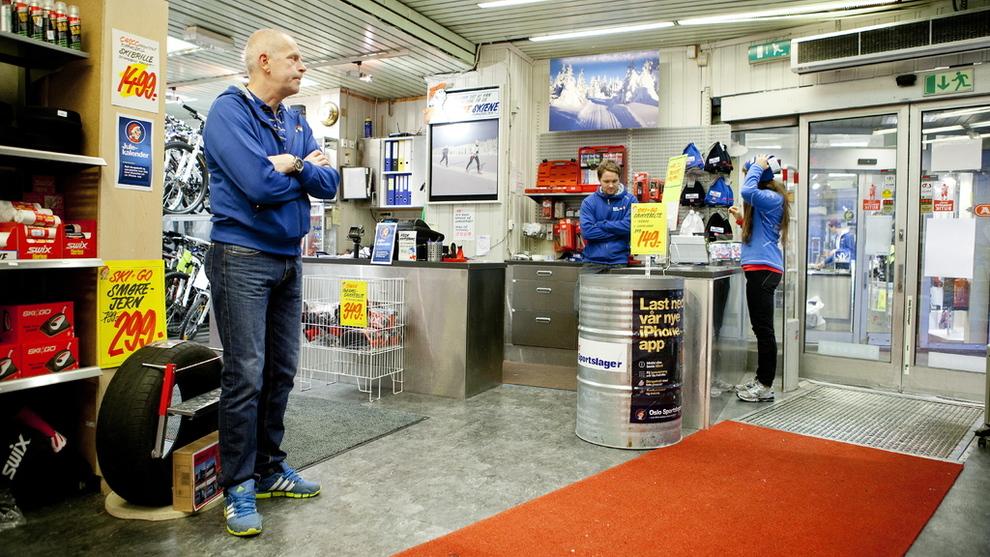 <p>Den 89 år gamle sportsbutikken Oslo Sportslager klarte å snu resultatet, tross hard konkurranse i bransjen, til pluss i fjor.</p>
