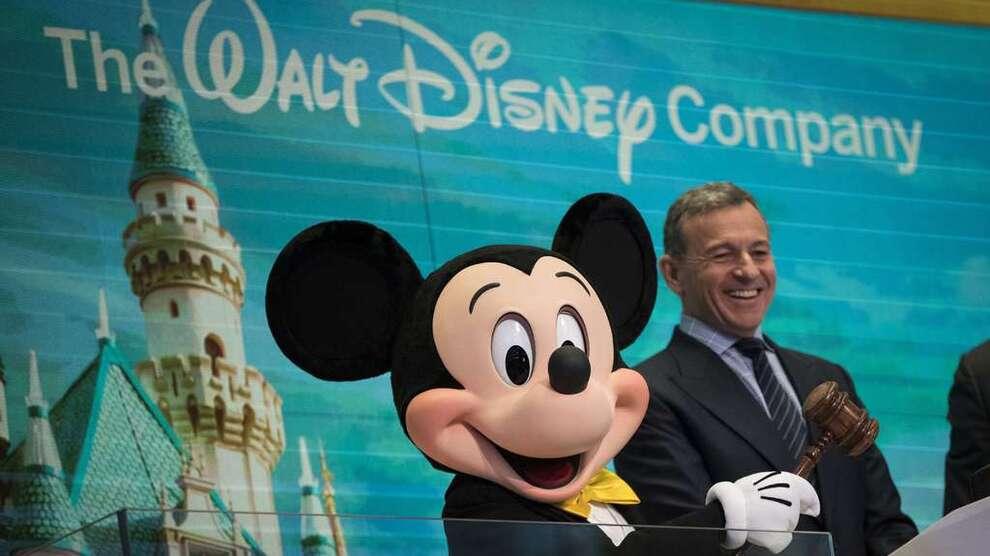 <p><b>MIKKE MED OPPKJØP:</b> Avtalen skal gjøre Disney i stand til å trappe opp innsatsen for å konkurrere med markedsleder Netflix.</p>