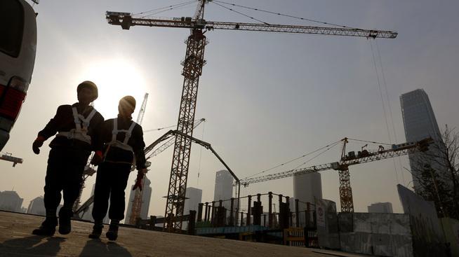 <p><b>BEKYMRER:</b> Gjeldsgraden til kinesiske bedrifter er en stor risikofaktor på sikt.</p>