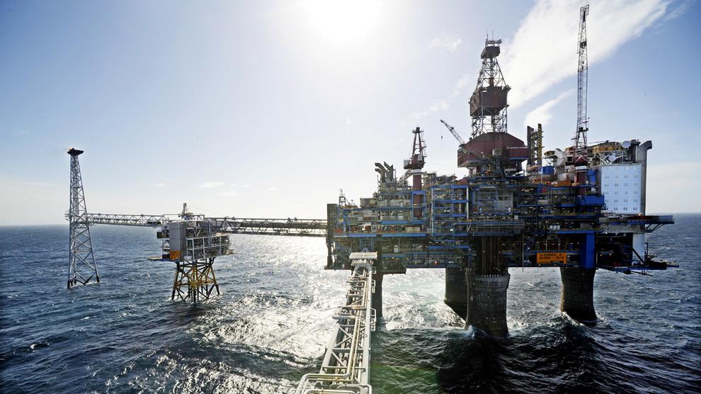 <p><b>FERSKE TALL:</b>En fersk studie regner på hvor mye produksjonen fra Statoil og andre fossilselskaper har bidratt til global temperaturøkning mellom 1880 og 2010. Dette er Sleipner-plattformen i Nordsjøen, hvor Statoil separerer ut CO₂ og lagrer den i undergrunnen.</p>