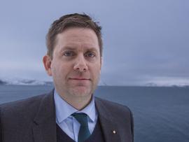 <p><b>BEKLAGER:</b> Hurtigrutesjef Daniel Skjeldam.</p>