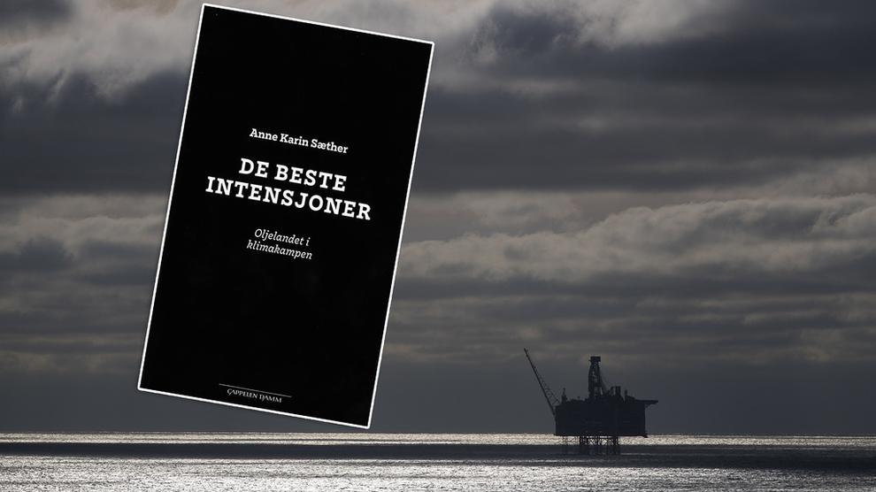 <p><b>ØNSKER DEBATT:</b>Med boken«De beste intensjoner – Oljelandet i klimakampen» forsøker Anne Karin Sæther å fortelle historien bak argumentene som brukes i oljedebatten, og skape debatt om forholdet mellom norsk oljepolitikk og klimapolitikk.</p>