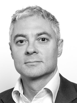 <p>Telekom-analytiker Salvador Baille.</p>