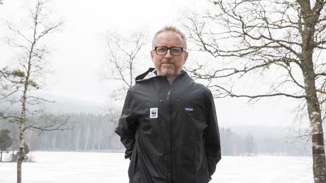 <p>Bård Vegard Solhjell i WWF.</p>