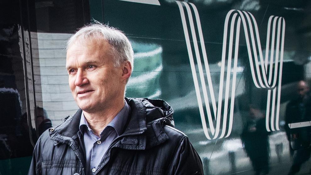<p><b>ANBUD:</b> Konsernsjef Geir Isaksen i Vy.</p>