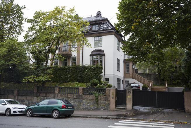 <p><b>GIGANTBOLIG:</b> Fasjonable Frederik Stangs gate 20 i Oslo er eid av Magnus Reitan, beliggende kort avstand fra brorens bolig.<b><br/></b></p>