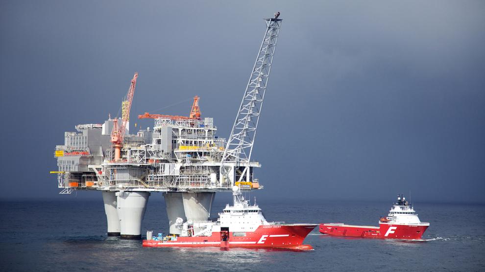 <p><b>MER STRØM:</b>Strømforbruket i Norge skal øke kraftig frem til 2035, tror NVE. Noen av dem som trenger mer strøm er Troll-feltet, de nye feltene på Utsirahøyden, Martin Linge, og flere Hydro-anlegg og andre industrianlegg. Bildet viser Troll A-plattformen.</p>