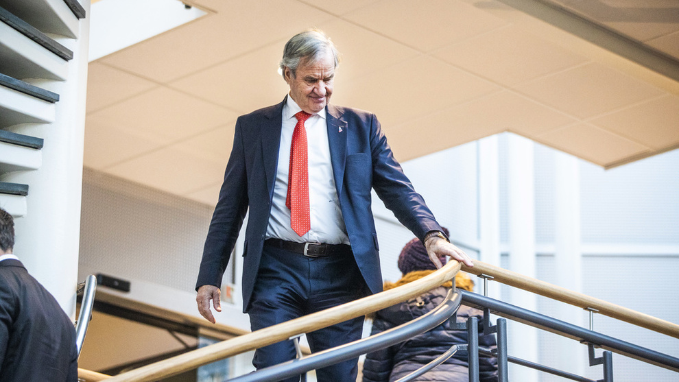<p><b>ASIATISK PARTNER</b>: Bjørn Kjos og Norwegian har funnet en partner i Asia og signert en intensjonsavtale.</p>