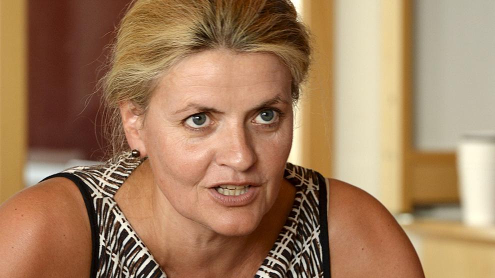 <p><b>VIL HA NY LOVBESTEMMELSE:</b> Direktør Inger Lise Blyverket i Forbrukerrådet.</p>