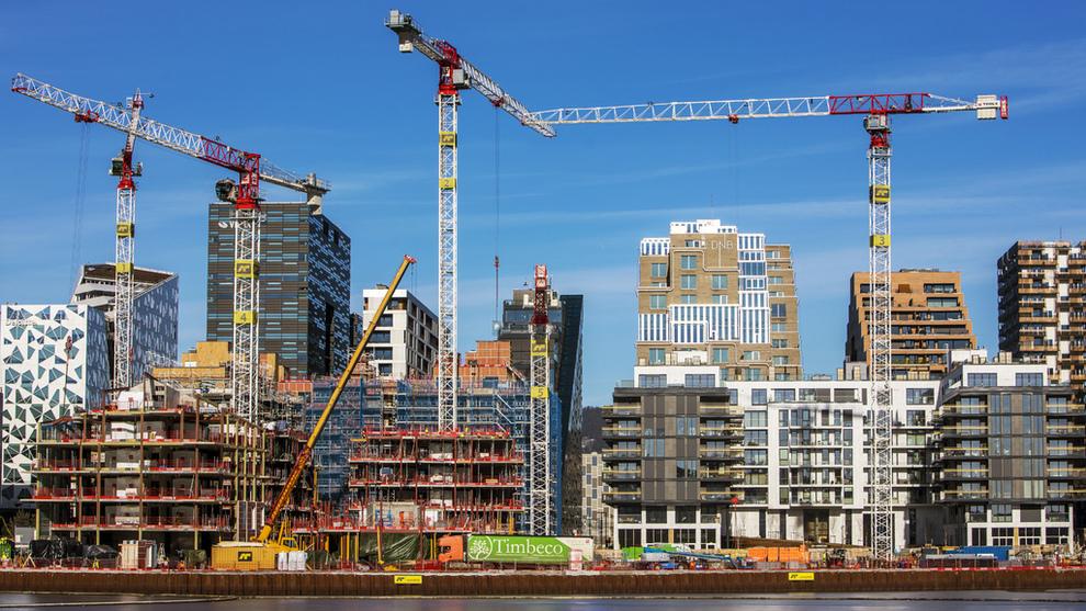 <p><b>BYGGEAKTIVITET</b>: Det er ventet mange nye boliger som skal komme på markedet i 2019. Å bevare fordelene for boligeiere mener Norges Eiendomsmeglerforbund er viktig for hele markedet.</p>