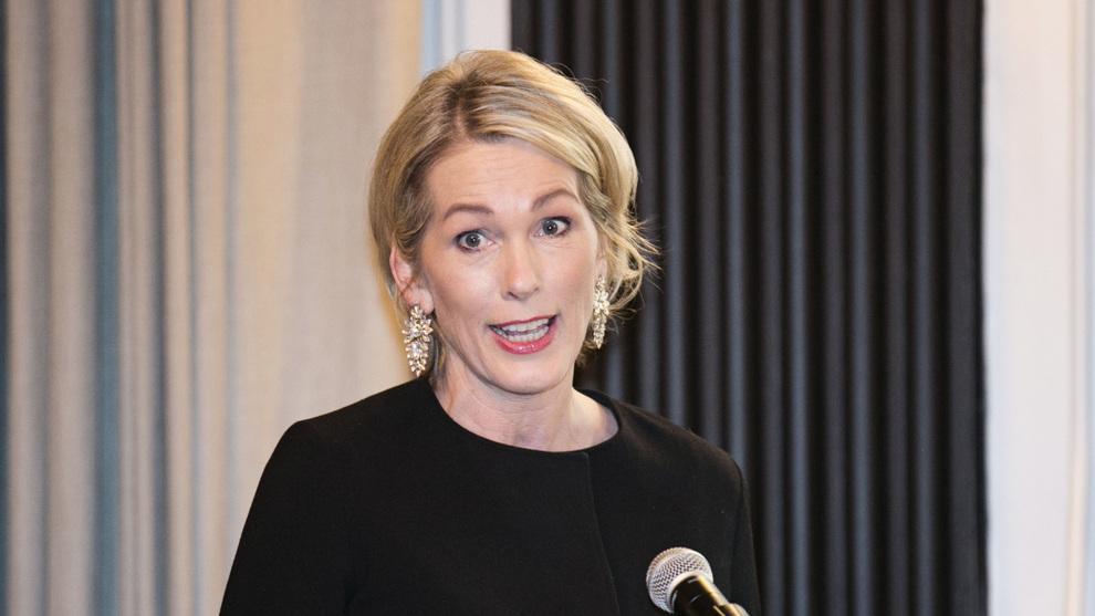 <p><b>OPPLEVER STØTTE:</b> Anita Krohn Traaseth har ikke ønsket å la seg intervjue om striden i Innovasjon Norge, men sier det er viktig for henne å kunne stå i stormen.</p>