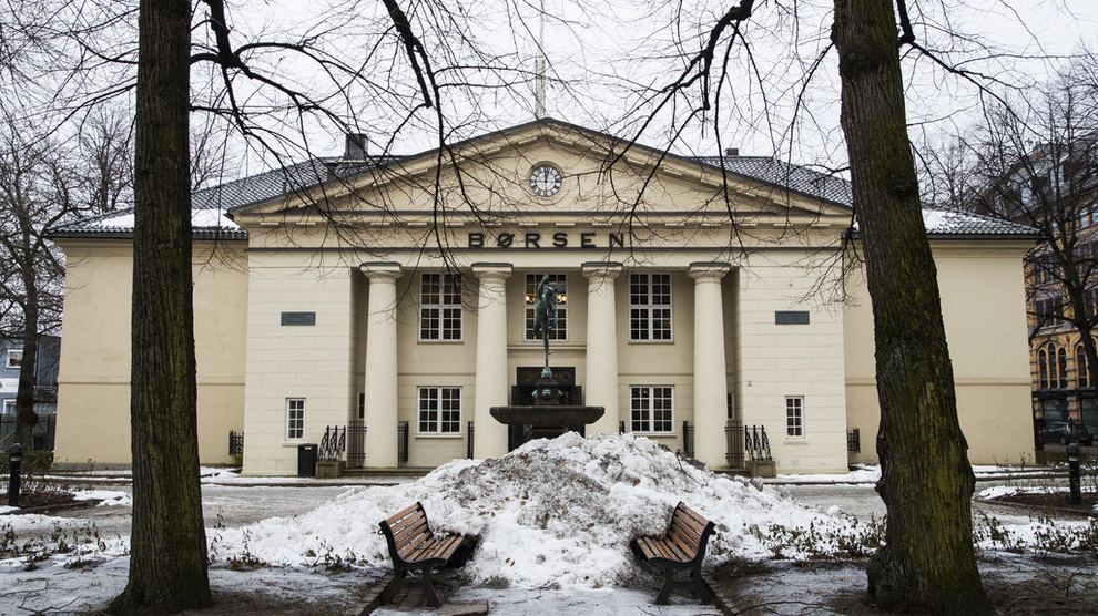 <p>Arkivbilde av Oslo Børs</p>