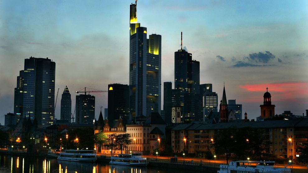 <p><b>STÅR KLARE:</b> En lobbygruppe i Frankfurt forventer at opp mot 10.000 finansfolk fra London flytter til byen som en konsekvens av Brexit.</p>