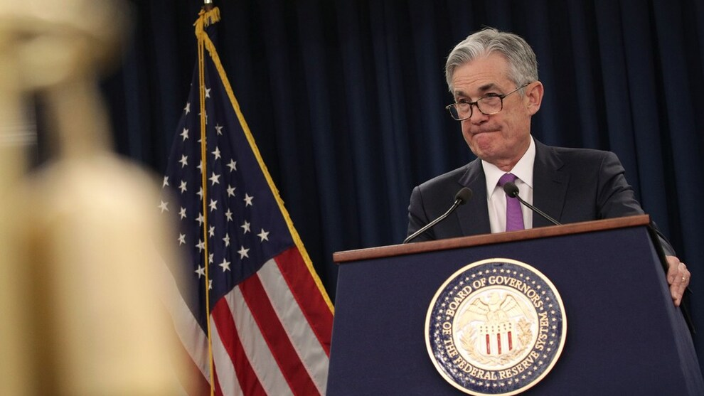 DUE: Sentralbanksjef Jerome Powell har tatt en duete tilnærming til rentepolitikken, ved å være forsiktig med nye renteøkninger, til tross for at deler av den amerikanske økonomien går over all forventning.