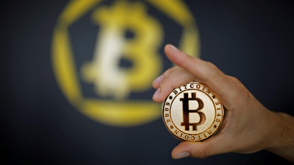 <p><b>INVESTERINGSMULIGHET?</b> Bitcoin har steget kraftig den siste tiden.</p>