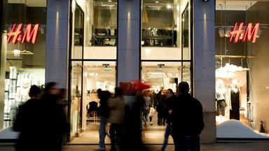 8b4dba25 H&M raser på børs - arvingen fikk lønnsøkning - H&M - Næringsliv - E24