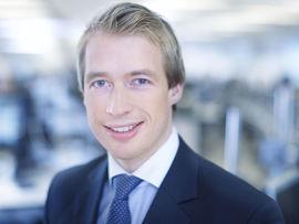 <p>Analytiker Teodor Sveen Nilsen i Swedbank.</p>