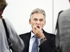 <p><b>GIKK AV</b>: Den norske toppsjefen i Danske Bank Thomas F. Borgen gikk av i september etter anklager om at Borgen ble advart om Estland-skandalen uten å handle på informasjonen.</p>