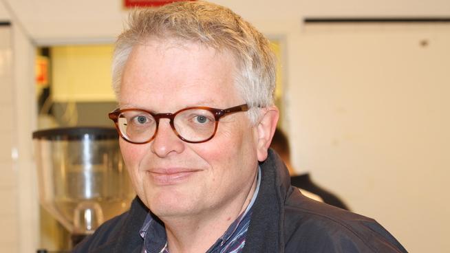 <p>Forfatter, blogger og foredragsholder Eirik Newth - som de siste to tiårene har jobbet med fremtidens utfordringer og løsninger.</p>