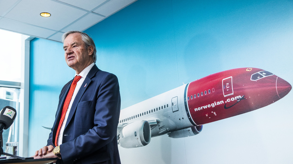 <p><b>TURBULENTE TIDER:</b> 2018 endte med milliardtap og en ny strategi om å dempe veksten og kutte kostnader for Norwegian-sjef Bjørn Kjos. Et mulig oppkjøp fra et annet flyselskap ble heller ikke noe av og nå jobber selskapet knallhardt for å bedre finansene.</p>
