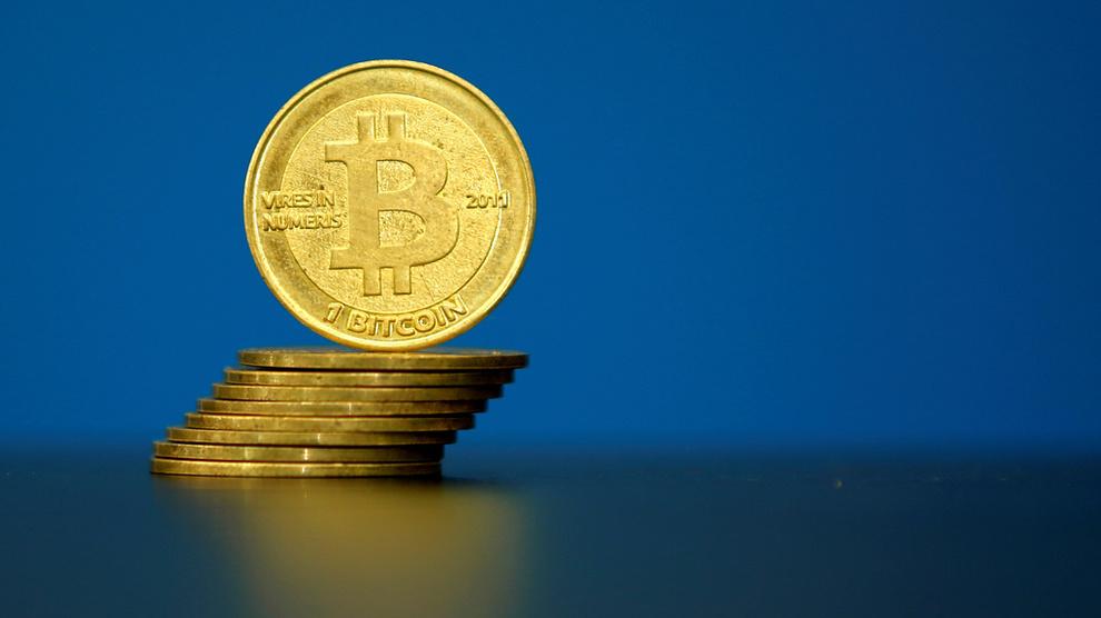 <p><b>REKORD:</b> Bitcoin-prisen steg til rekordhøye nivåer.</p>