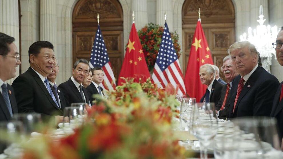 5b5a2107a 90 dagers våpenhvile i handelskrigen: USA og Kina kjøper seg tid ...