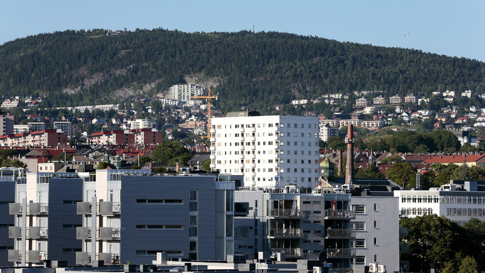 91efd0e4c Så mange Oslo-boliger må bygges for å løse boligmangelen - Raymond ...