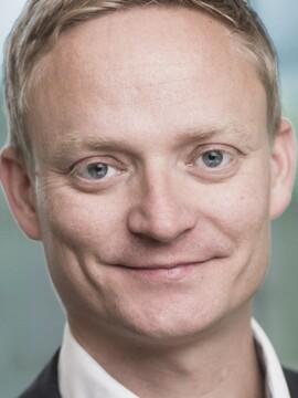 <p>Kai-Morten Terning i Bank Norwegian.</p>