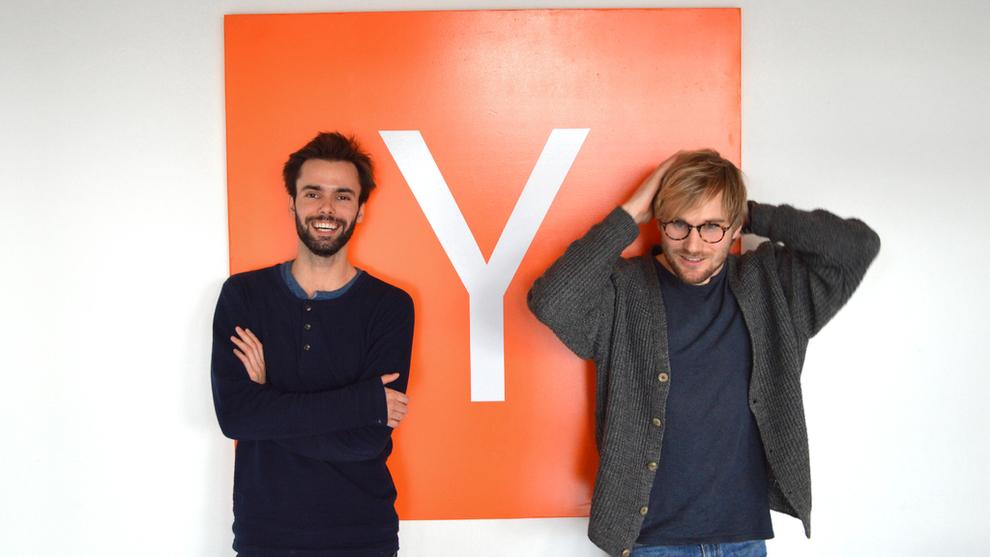 <p><b>NY GRÜNDERBLOGGERE:</b> Sondre Rasch og Fredrik Thomassen har ankommet Silicon Valley.</p>