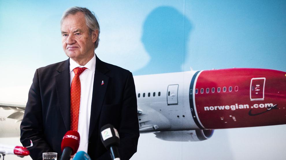<p><b>FERSKE TALL:</b> Flyselskapet Norwegian slapp trafikktall for mars torsdag. 18 av selskapets rundt 170 fly ble satt på bakken den 13. mars, noe som har skapt hodebry for konsernsjef Bjørn Kjos.</p>