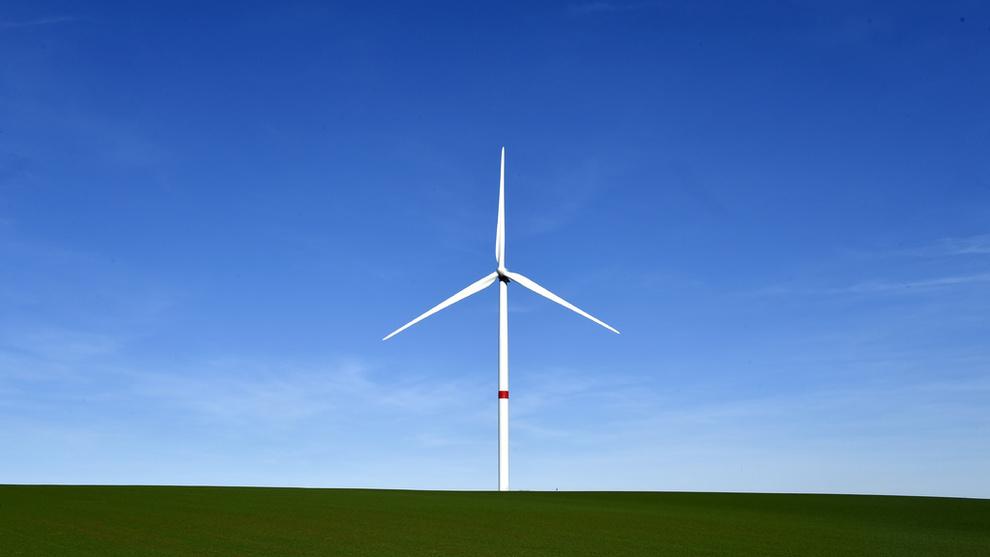 <p>Det ble installert 11.300 megawatt vindkraft i Europa i fjor</p>