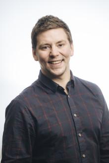 <p>Tom Eirik Olsen, handelssjef i Ishavskraft</p>