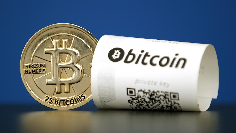 <p><b>BITCOIN BYKSER:</b>Kryptovalutaen Bitcoin gjør et hopp tirsdag, og ligger på det høyeste nivået siden november. Ekspertene er usikre på hvorfor den største kryptovalutaen hoppet, men andre kryptovalutaer fulgte etter med oppgang. Illustrasjonsbilde.</p>